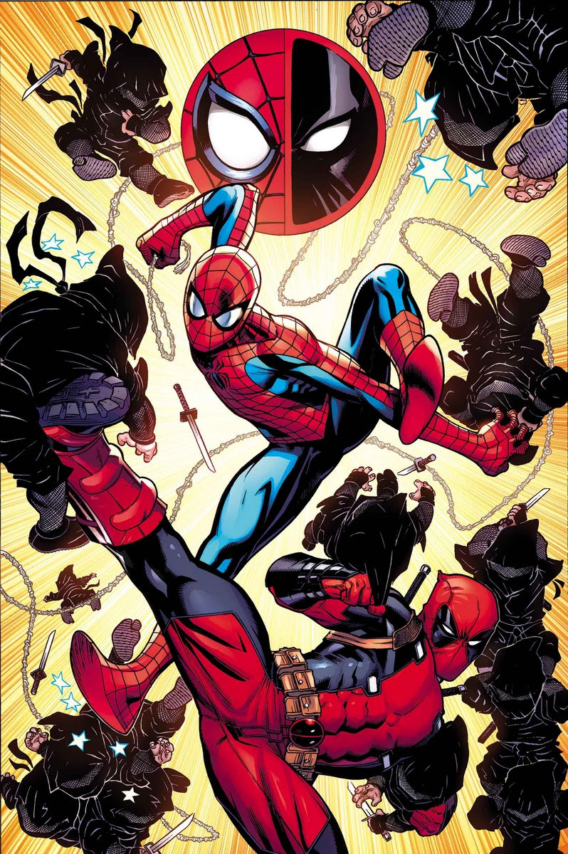 Image result for spider-man Deadpool 8