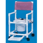 IPU Standard Commode / Shower Chair