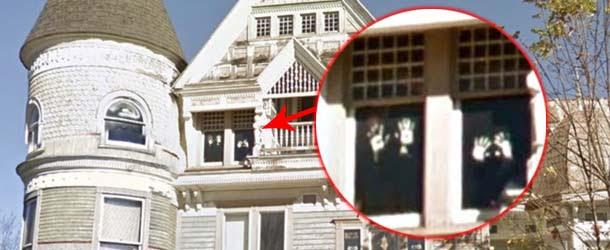 Venden la famosa casa embrujada descubierta en Google Street View