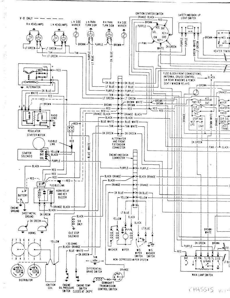 79 Cutlas Supreme Wiring Diagram