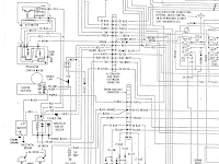 1985 Olds Cutlass Wiring Diagram