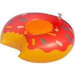 Aduro Pool Party Wireless Bluetooth Floating Bathtub Speaker Donut