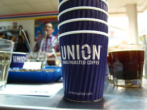 Union Hand Roasted Coffee