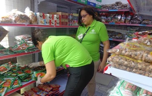 Intervienen el Barrio Chino de SD; decomisaron miles de productos