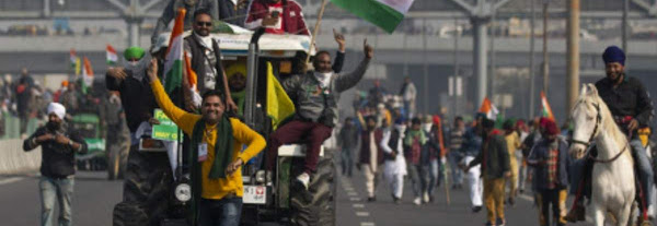 Why did Centre not have prior information about tractor parade violence in Delhi: TMC