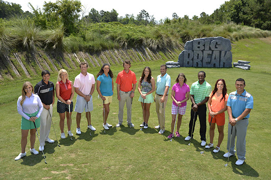 Golf Channel's Big Break | Big Break Myrtle Beach | Myrtle Beach Golf Holiday