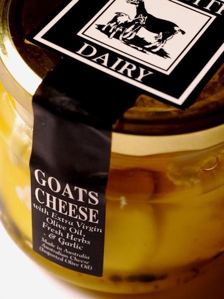 Meredith Dairy Marinated Goat Cheese ©