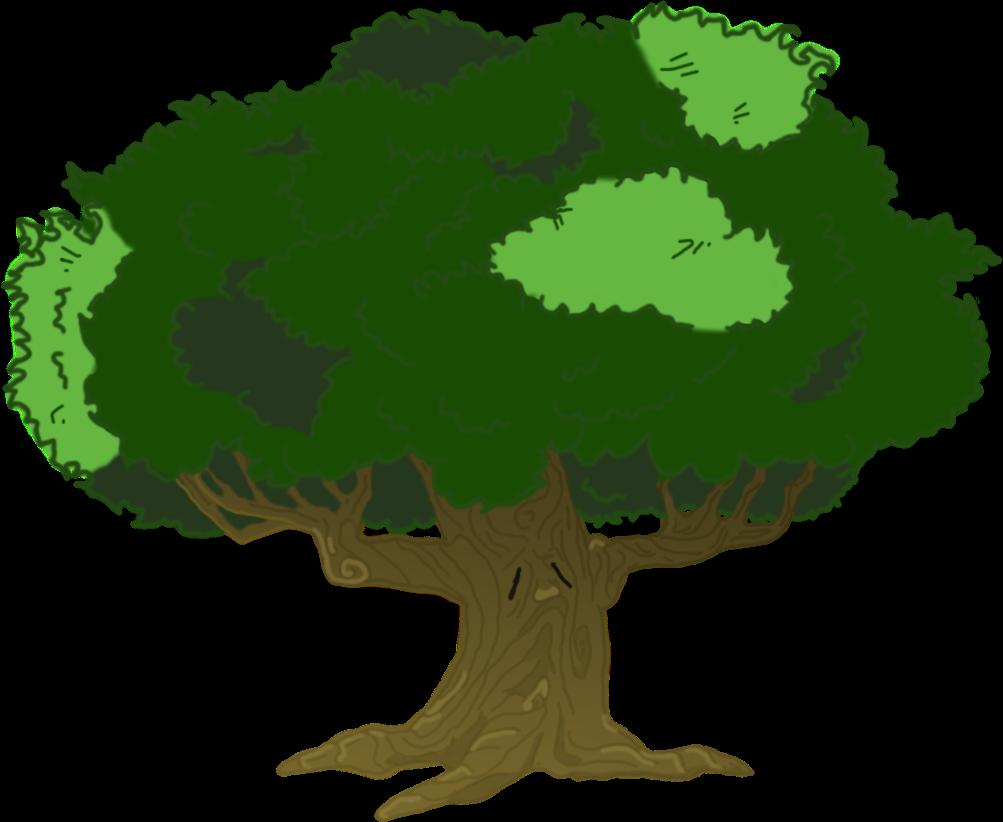 10 Pohon Terunik di Dunia