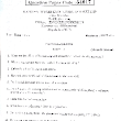 PH8151 Engineering Physics I Question paper [Reg. 17]