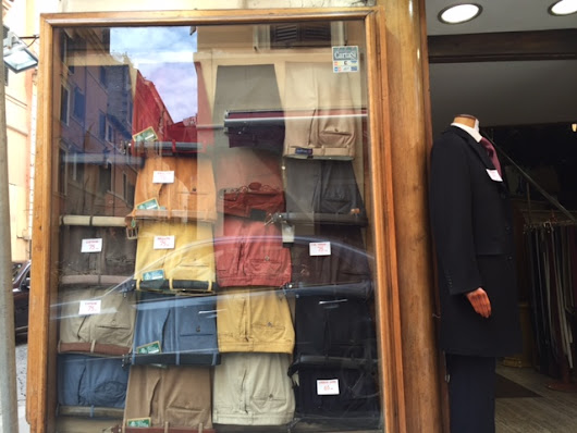 #Marketing Tips from an Unsuspecting Italian Leather Shop Owner