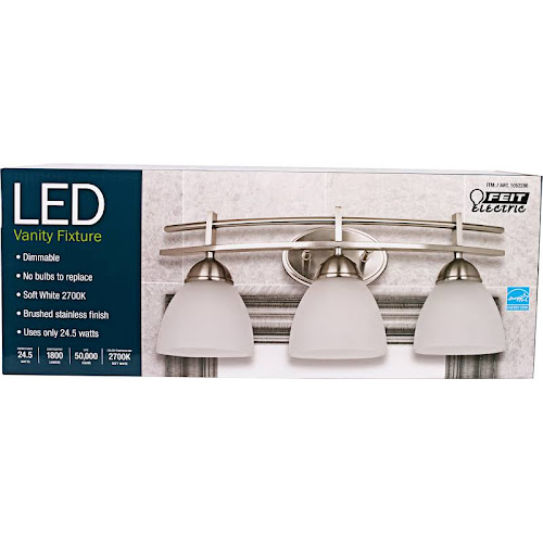 Feit electric 1052286 led vanity fixture