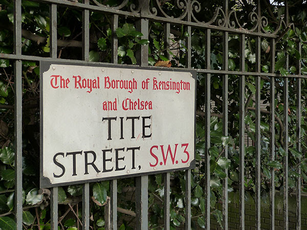 plaque tite street