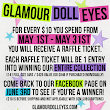 Glamour Doll Eyes May Giveaway!