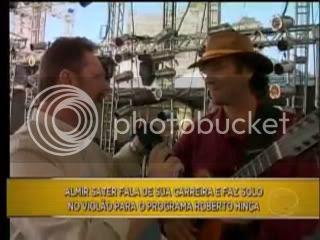 ALMIR SATER NA TV CNT CURITIBA PR