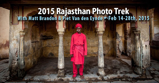 The Rajasthan 2015 Photo Trek