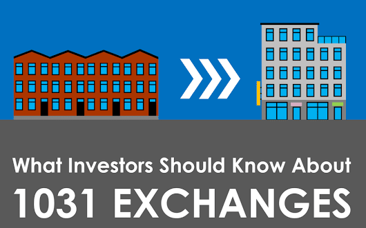 What Investors Should Know About 1031 Exchanges | Washington Capital Partners