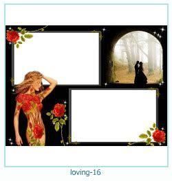 Love Collages Frames 16