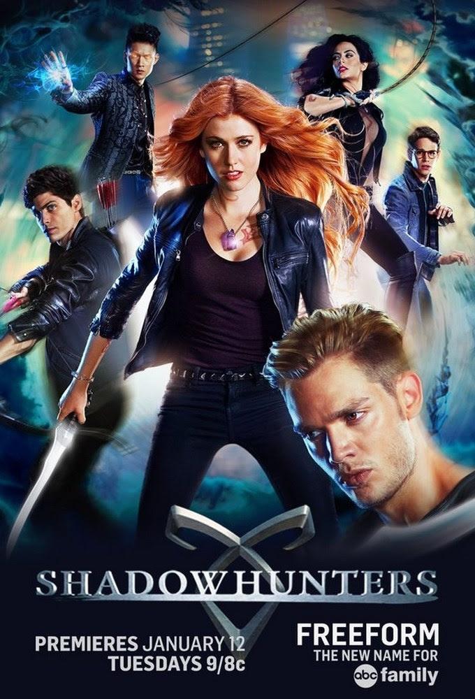 Resultado de imagen de shadowhunters
