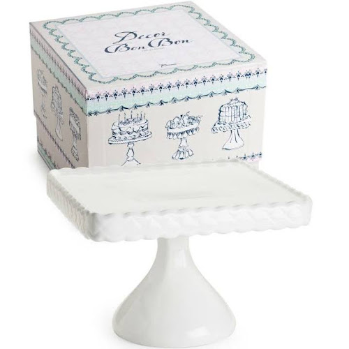 Rosanna Decor Bon Square Cake Stand