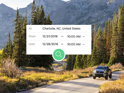 Turo, the automotive industry's answer to Airbnb, now has a Charlotte market -