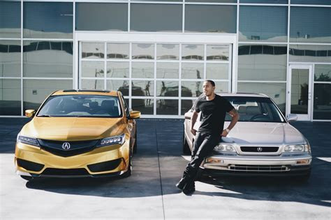 acura restores  ludacris legend video