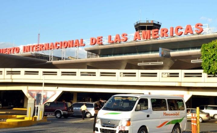 Resultado de imagen para aeropuerto de Las Américas