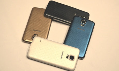 Samsung Galaxy S5: can fitness and fingerprint sensors beat Apple?