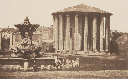 Pompeii Before the Point-and-Shoot: The Earliest Photographs of Italy
