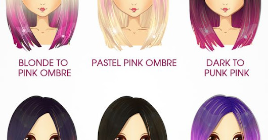 21 Pretty Pink Ombre Hair to Try Immediately