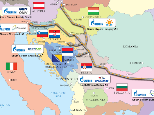 The Ukrainian Crisis Revolves Around This Pipeline