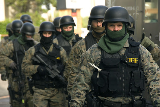 Can Militarization Be a Good Thing for America's Police?