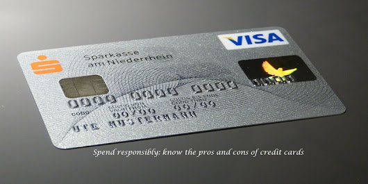 Pros and Cons of Credit Cards - Cleverly Changing