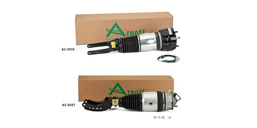 Arnott Introduces Remanufactured Front OE Air Struts For The 2010-'16 Porsche Panamera And The 2011-'17 Porsche Cayenne