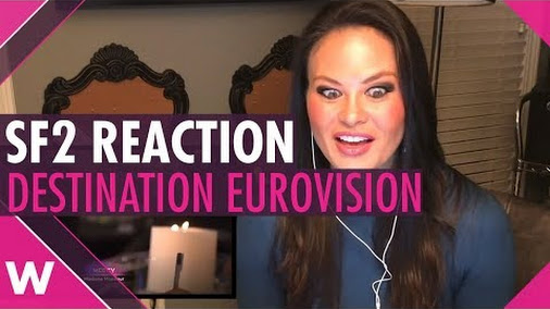 REACTION: Destination Eurovision semi-final 2 in France