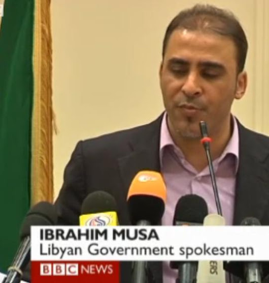 'We told British govt they were advancing terrorists in Libya'