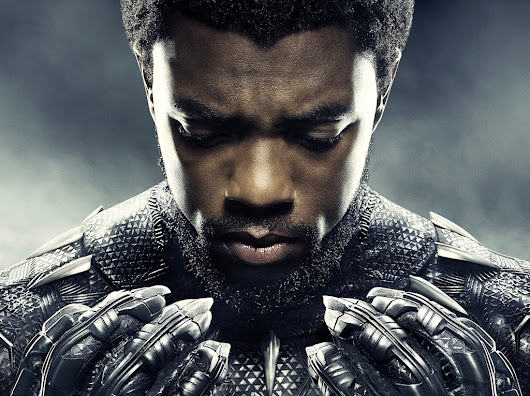 Contest: Digital Copy of Black Panther
