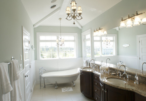 Is this Sea Salt paint color by Benjamin Moore or Sherwin ...