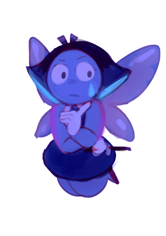 doodled the runt the other day