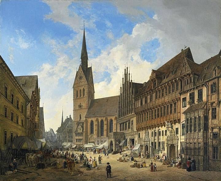 File:Domenico Quaglio Marktkirche Hannover.jpg