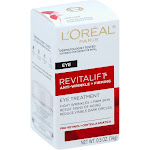 L'Oreal Dermo-Expertise Advanced RevitaLift Eye Cream, Anti-Wrinkle & Firming - 0.5 oz jar