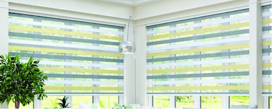 Vision Window Blinds (Day Night)