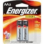 Energizer E 91BP Battery - AA - Alkaline