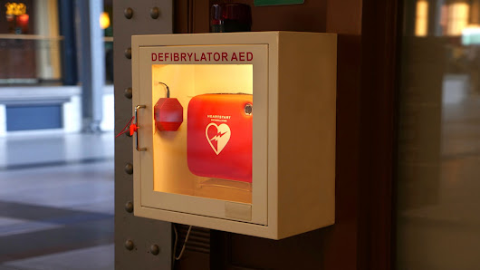 ATMs, Coffee Shops Ideal Spots for Heart Defibrillators