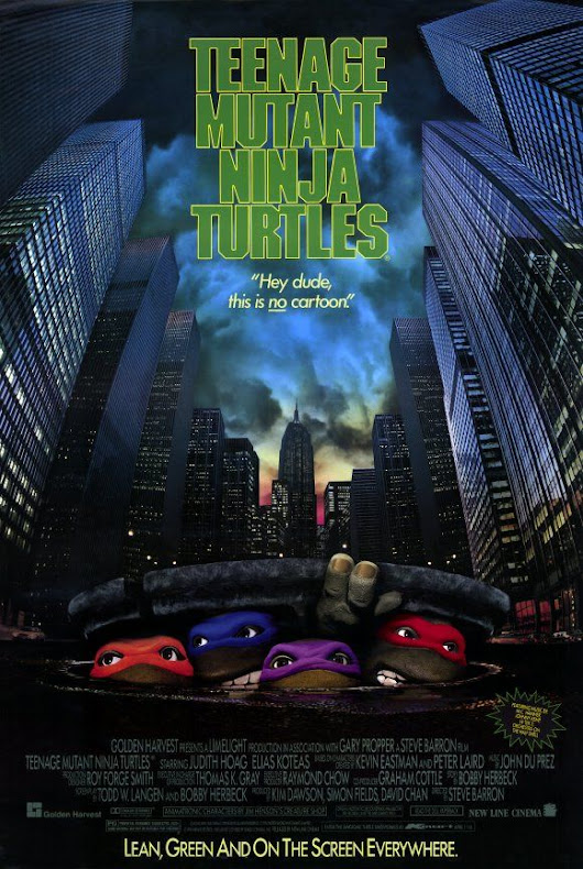 New Teenage Mutant Ninja Turtles Movie! - Teenage Mutant Ninja Turtles Fan Site