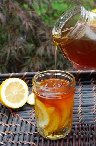 Lemon Honey Remedy pouring jpg
