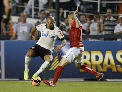 Atacante deixou de ser unanimidade no Corinthians e pode sair da equipe Foto: Ricardo Matsukawa / Terra