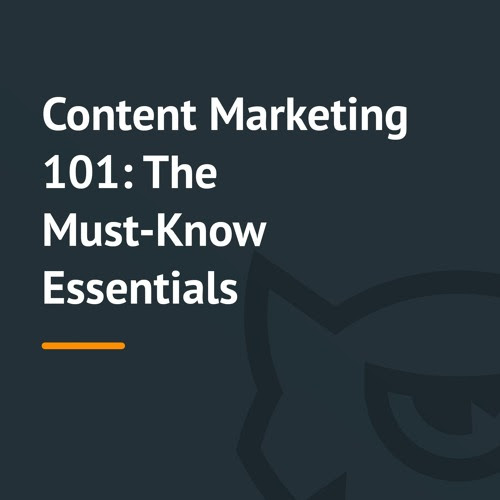 Content Marketing 101: The Must-Know Essentials by TemplateMonster