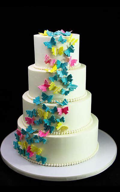Luxury Custom Cakes   Butterfly Bake Shop in New York
