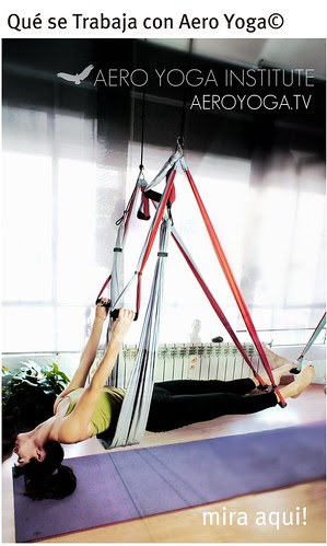 Aero Yoga©, Qué se Trabaja?