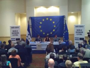 Mision de Observacion de la Union Europea